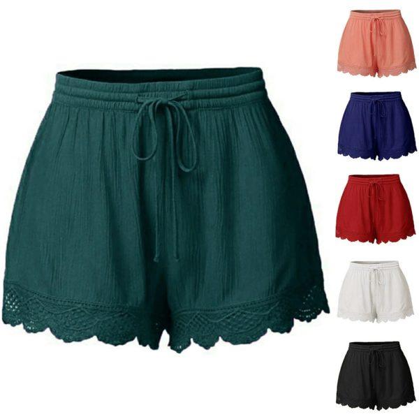 Women's Shorts Sport Leggings Trousers