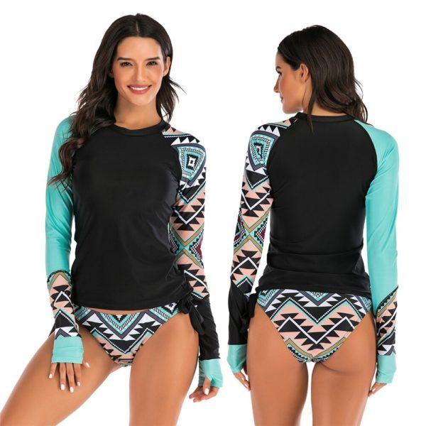 Women's Long Sleeve Swimsuit