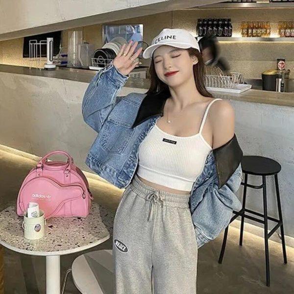 Women's Camis Short Top